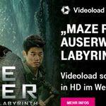 Nur für Telekom Kunden: Maze Runner 1 (HD) gratis