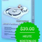 NIUBI Partition Editor Professional Edition (Vollversion, Windows) gratis