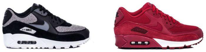 Nike Air Max 90 Essential coole Herren Kult Sneaker für