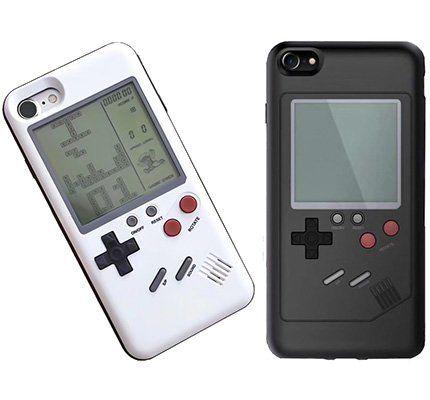 Gameboy Hülle (spielbar!) für iPhone 6/7/8 für 7,73€