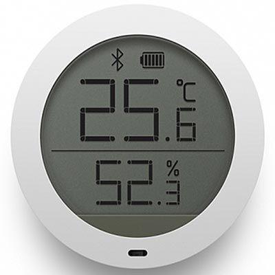 Xiaomi Thermo Hygrometer mit Bluetooth für 10,50€