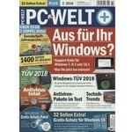 3 Ausgaben PC WELT plus für 22,95€ inkl. 22,95€ Verrechnungsscheck