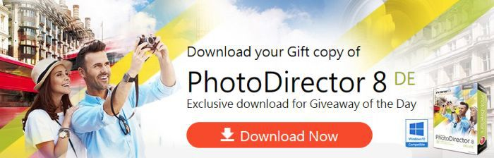 Cyberlink PhotoDirector 8 kostenlos