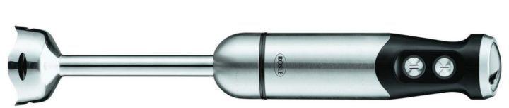 Rösle Style Edelstahl Stabmixer 800W mit Mixbecher für 49,94€ (statt 64€)