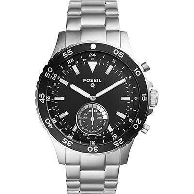 Fossil Q Herren Hybrid Smartwatch Q Crewmaster FTW1126 für 143,95€ (statt 176€)