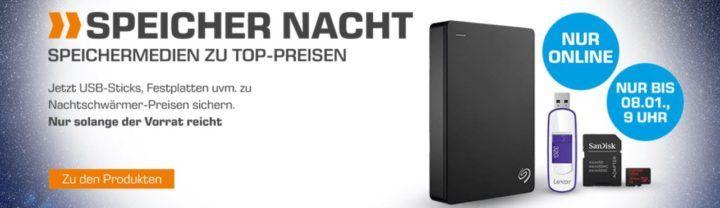 Saturn Speichernacht: z.B. LEXAR JumpDrive 128GB für 25€