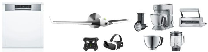 Saturn Super Sunday Deals: z.B. PARROT Disco FPV Drohne für 399€