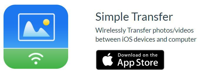 Simple Transfer Pro   Photo (iOS) gratis statt 5,49€