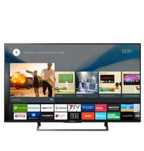 Sony KD 49XE8005   49 Zoll 4K Smart TV mit USB Aufnahme für 579,99€ (statt 689€)
