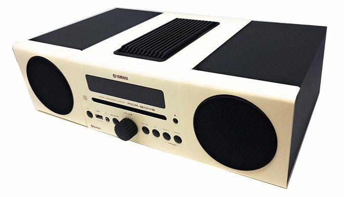 YAMAHA MCR B043 Micro Anlage (CD, CD R, CD RW, USB) für 159,99€ (statt 239€)