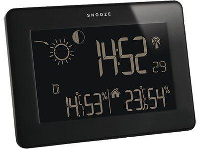 VORBEI! TFA Dostmann Funkwetterstation Slim Touch 35.1128.01 mit Touchscreen für 12,50€ (statt 45€)