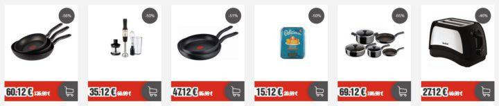 Top12 Sale: günstige Haushaltsartikel von Tefal ua.   Tefal Z easy fruit Entsafter für 69,10€ (statt 87€)