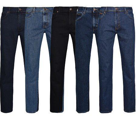 Wrangler Texas   Herren Stretch Jeans (Original Fit) für 49,99€ (statt 58€)