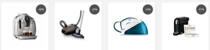 Top12: Küchengeräte & Tefal Sale   z.B. Philips GC6616/20 Speedcare Dampfbügelstation 2400 W für 99,12€