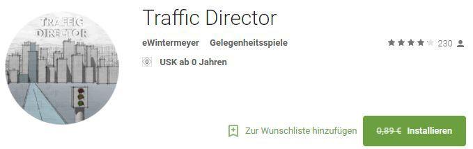 Traffic Director (Android) gratis statt 0,89€