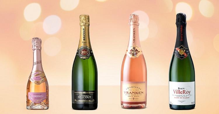 Vranken Champagner im One Day Sale   z.B. Champagne Bricout Reserve Brut ab 17€ (statt 26€)