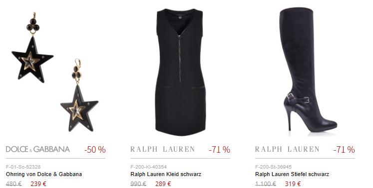 Fashionesta Sale mit bis zu 80% Rabatt