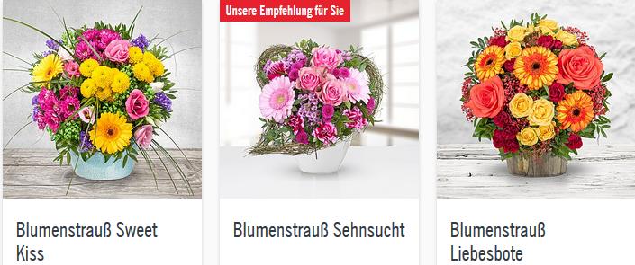 LIDL Blumen mit 20% Rabatt auf ALLES ab 24,99€ Mindestbestellwert + VSK frei