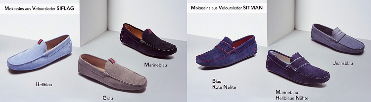 Ortiz & Reed One Day Sale bei Vente Privee   z. B. Mokassins Sitman ab 49,90€ (statt 169€)