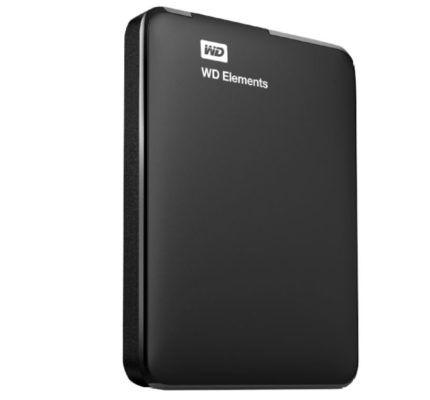 WD Elements   4 TB externe Festplatte, 2.5 Zoll für 99€ (statt 112€)