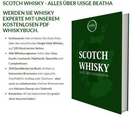 3 Bücher zum Thema Whisky kostenlos als PDF