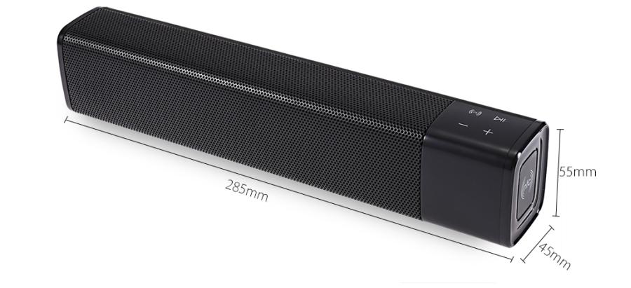 JKR KR 1000 NFC Wireless Bluetooth 4.1 Lautsprecher für 30,71€ (statt 35€)