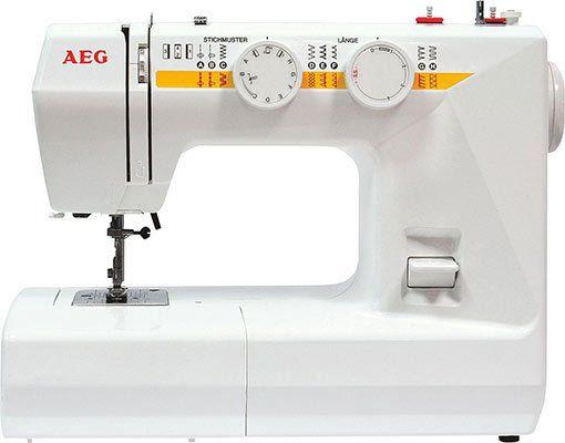 AEG 1715 Nähmaschine mit CB Greifersystem, 24 Nähprogramme & 2 Nadelpositionen für 159,99€ (statt 200€)