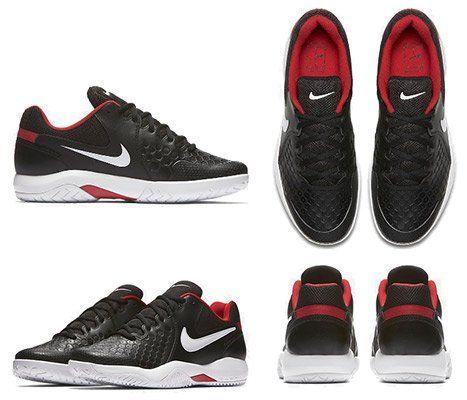 Schnell? NikeCourt Air Zoom Resistance Herren Sneaker ab 26,23€