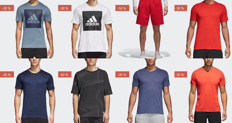adidas Sale mit bis zu 50% Rabatt + 20% EXTRA RABATT VSK frei ab 50€
