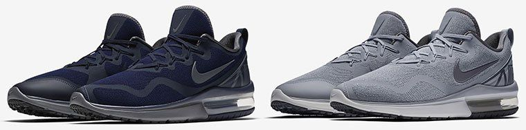 Nike Air Max Fury Sneaker für 52,77€ (statt ~70€)