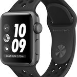 Apple Watch Series 3 Nike+ Smartwatch mit 42mm ab 348,30€ (statt 377€)