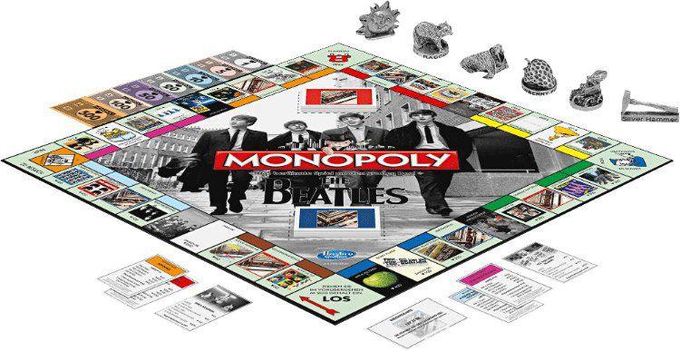 Monopoly   The Beatles für 19€ (statt 30€)