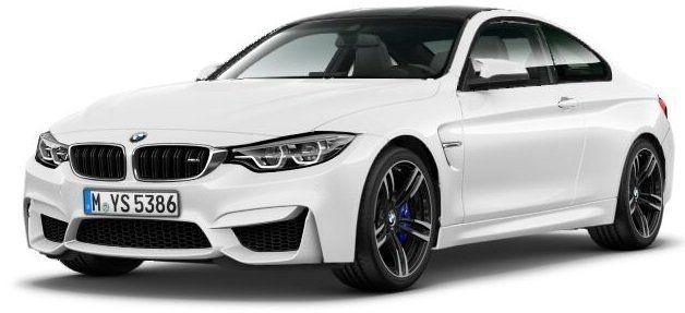 BMW M4 Coupé Automatik Leasingwagen für 36 Monate ab 675,42€ mtl. + einmalig 699€