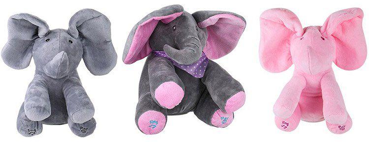 Peek A Boo Elefant für 10,92€