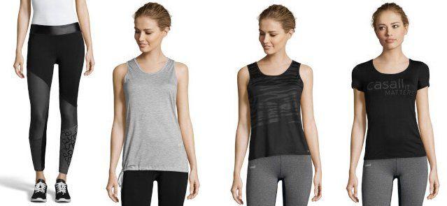 casall Sale bei Vente Privee mit bis zu 64% Rabatt auf Damen Trainingskleidung