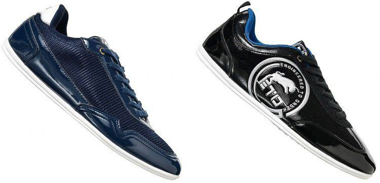 ETO Herren Hochglanz Sneaker Falco & Whitfield für je 9,50€ (statt 16€)