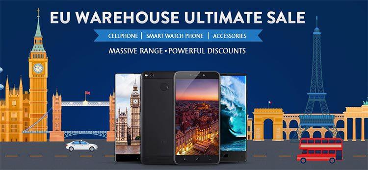 Gearbest Angebote aus dem EU Warenlager mit kurzer Lieferzeit   z.B. Xiaomi Mi Note 2 für nur 256€