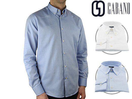 Gabano Herrenhemden (Modern Fit) für 35,90€ (statt 42€)
