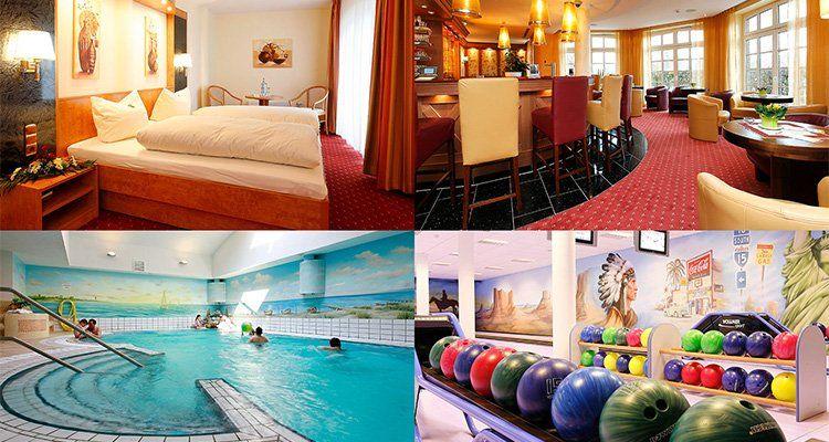 4 ÜN an der Nordseeküste inkl. Frühstück, Schwimmbad, Sauna & Fitness für 115€ p.P.