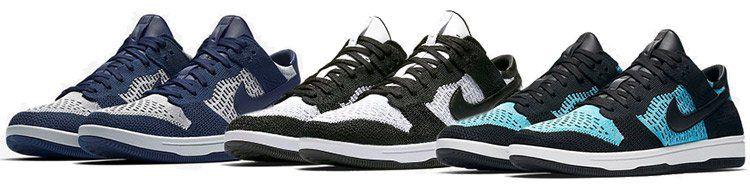 Nike Dunk Low Flyknit Sneaker für 68,23€ (statt 130€)
