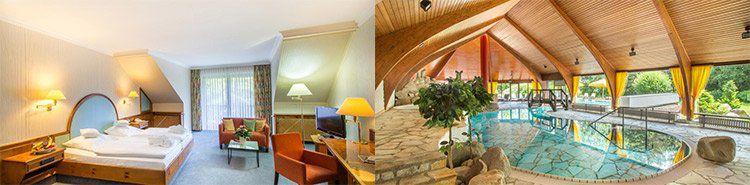 2 ÜN im Rothaargebirge inkl. HP, Spa auf 600m² & kostenfreie Minibar Nutzung ab 179€ p.P.