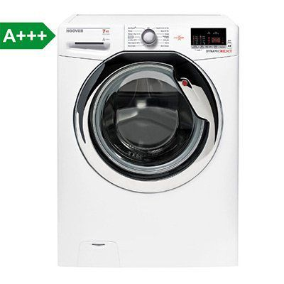 Hoover Dynamic Next DXOC4 37AC3 Waschmaschine (EEK A+++, 1300 U/Min, 1 7 KG) für 259€ (statt 291€)
