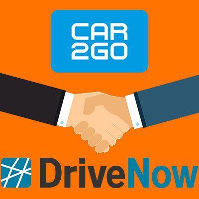 NEWS: Fusion von DriveNow und Car2Go steht kurz bevor