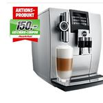 JURA 15038 J90 Kaffeevollautomat für 999€ + 150€ Gutschein (statt 1.185€)