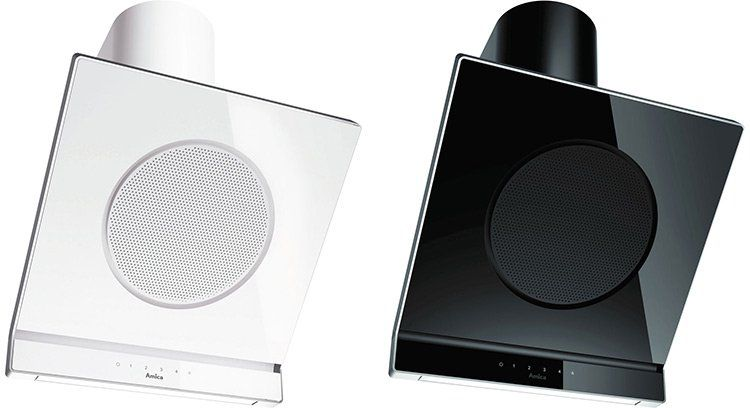 Amica IN. Design KH 67161/2 Kopffreihaube – 60cm, Ab  & Umluft Betrieb ab 313€ (statt 394€)