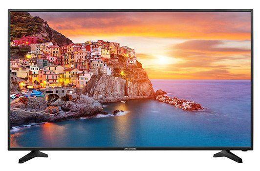 MEDION LIFE P18115   55 Zoll UHD 4K Fernseher für 369,90€ (statt 479€)