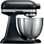 KITCHENAID 5KSM3311X Mini Küchenmaschine mit 3,3L Rührschüssel für 299€ (statt 371€)