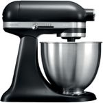 KITCHENAID 5KSM3311X Mini Küchenmaschine (refurb.) mit 3,3L Rührschüssel für 339€ (statt neu 427€)