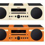 YAMAHA MCR-B043 Micro Anlage (CD, CD-R, CD-RW, USB) für 129€ (statt 219€)