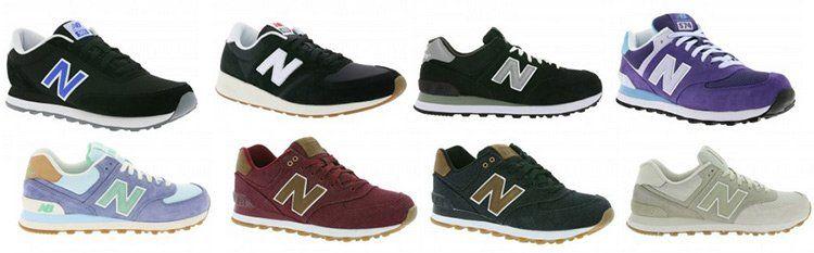 New Balance Sale für Damen und Herren Restgrößen ab 34,99€   z.B. New Balance 501 Herren Sneaker für 42,99€ (statt 63€)